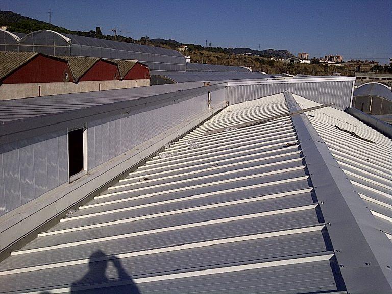 Construcción y reparación de cubiertas